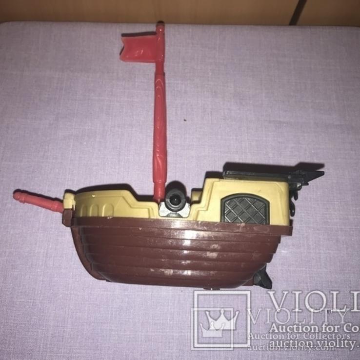 """Игрушка """"Корабль с пушкой""""., фото №6"""