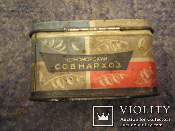 Коробка для чая.ф-ка им. Микояна, фото №6