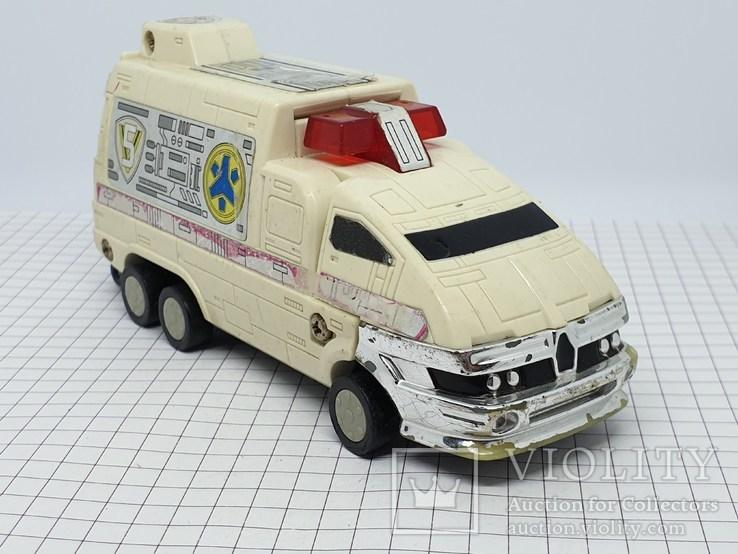 Машинка скорая помощь (с), фото №2