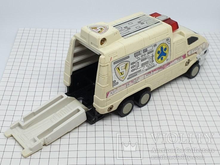 Машинка скорая помощь (с), фото №3