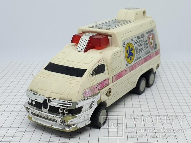 Машинка скорая помощь (с), фото №4
