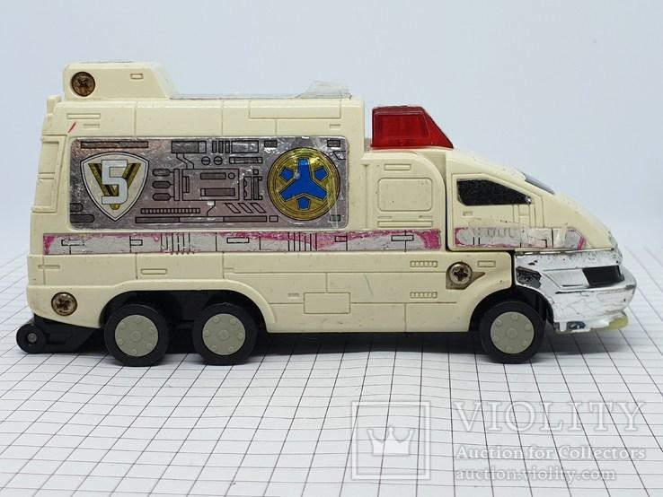 Машинка скорая помощь (с), фото №5