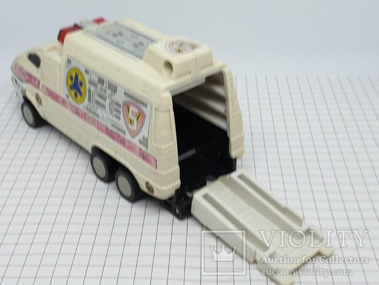 Машинка скорая помощь (с), фото №8