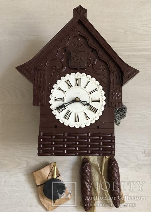 Часы с кукушкой не пользование новые