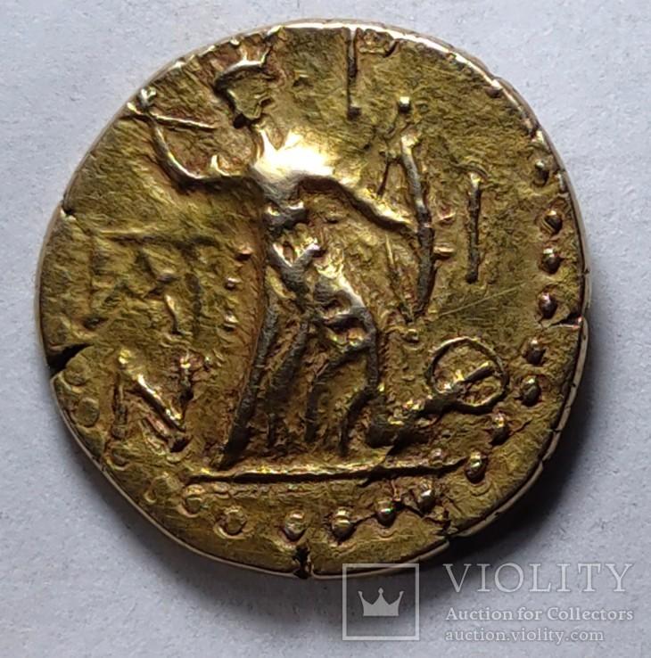 Золотой статер Херсонеса, фото №3