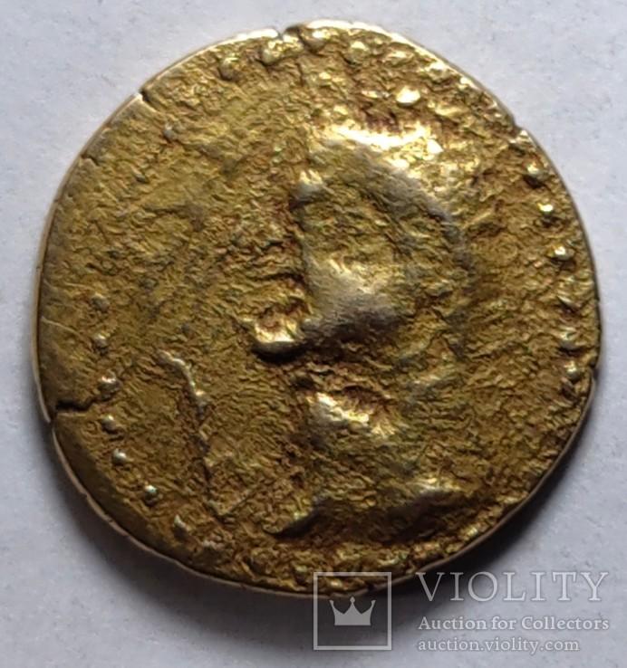 Золотой статер Херсонеса, фото №5