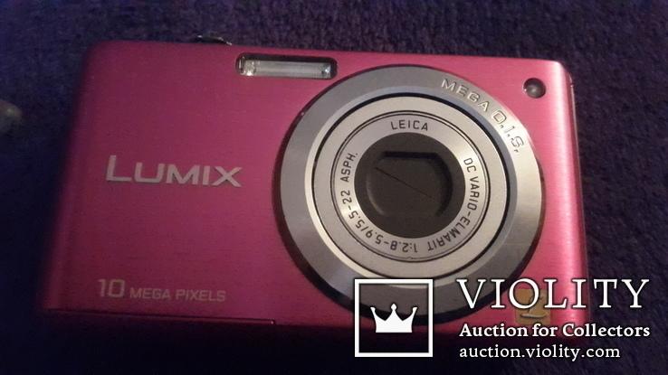 Фотоаппарат Panasonic Lumix DMC-FS7, фото №2