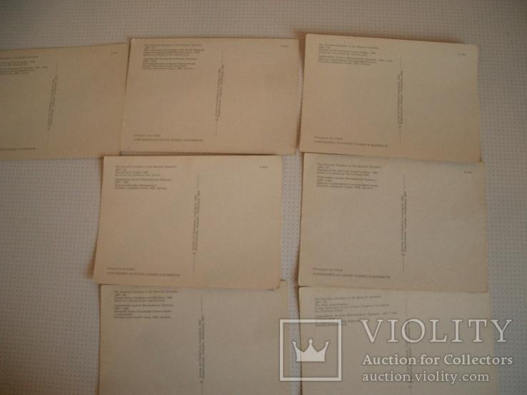"""7 открыток""""Живопись на стенах Грановитой палаты Кремля"""", фото №7"""