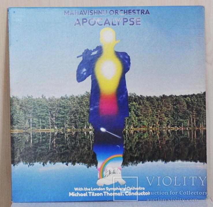 Mahavishnu orchestra with London Symphony orchestra/ Apocalypse  1974  USA, фото №2