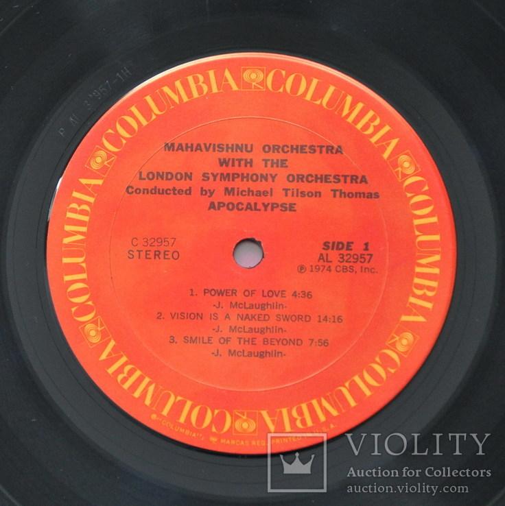 Mahavishnu orchestra with London Symphony orchestra/ Apocalypse  1974  USA, фото №4