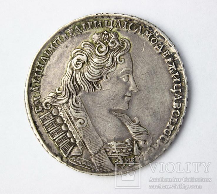 1 Рубль 1732 год Анна Иоанновна