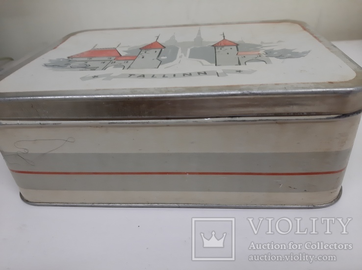Коробка Таллин., фото №4
