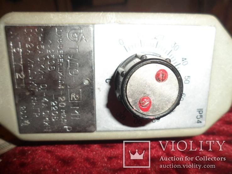 Терморегулятор, фото №4