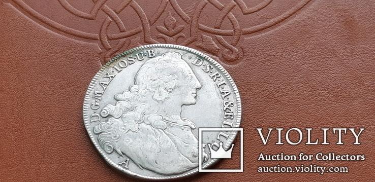 Талер 1765 р. Патрона Баварія, фото №4