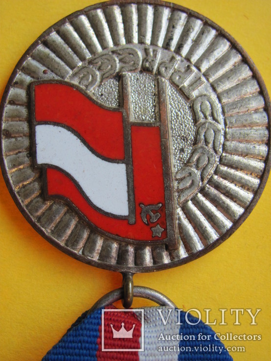 За заслуги в укреплении дружбы ПНР-СССР, фото №5