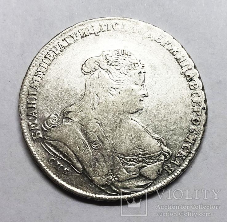 Рубль 1739 года., фото №3