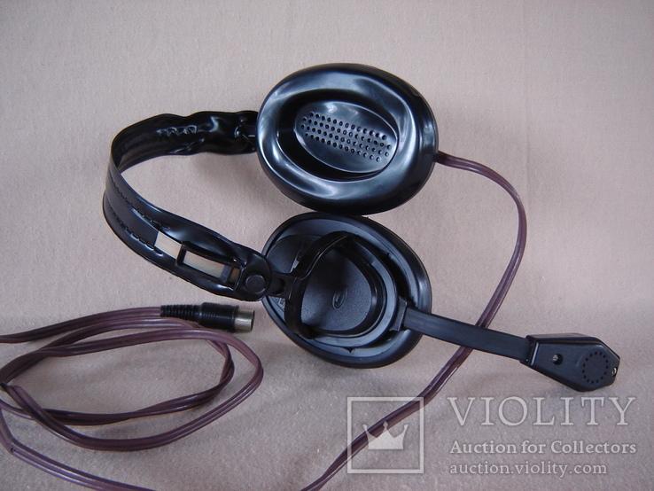 Телефонно-микрофонная гарнитура Октава ТМГ-8А, фото №8