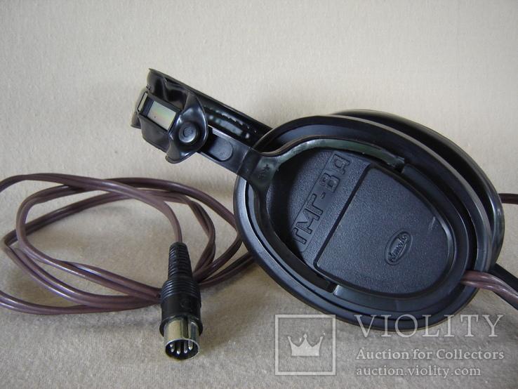 Телефонно-микрофонная гарнитура Октава ТМГ-8А, фото №10