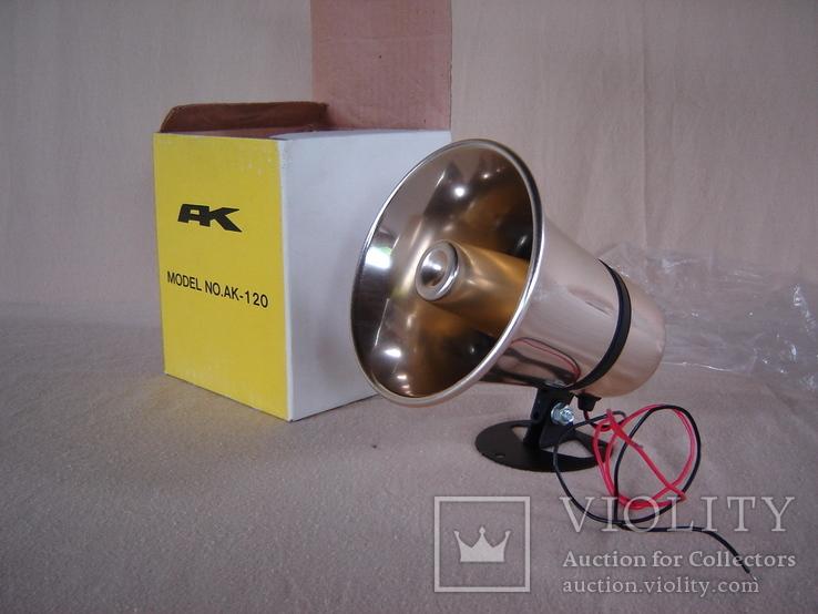 Колонка звуковая АК -120, фото №3