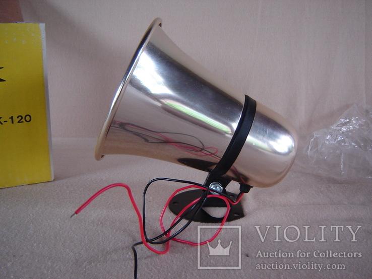 Колонка звуковая АК -120, фото №4