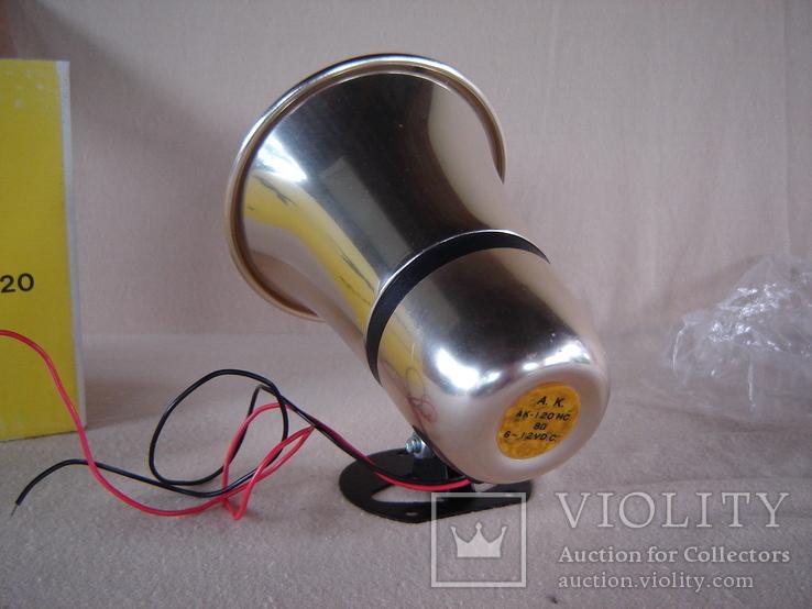 Колонка звуковая АК -120, фото №5