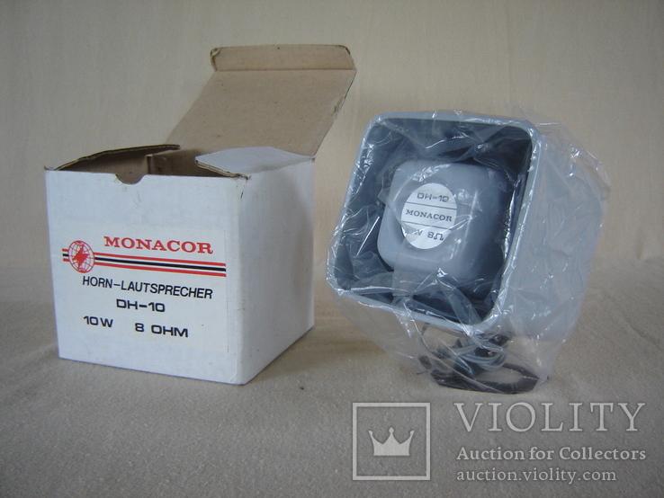 Колонка звуковая Monacor dh-10, фото №2