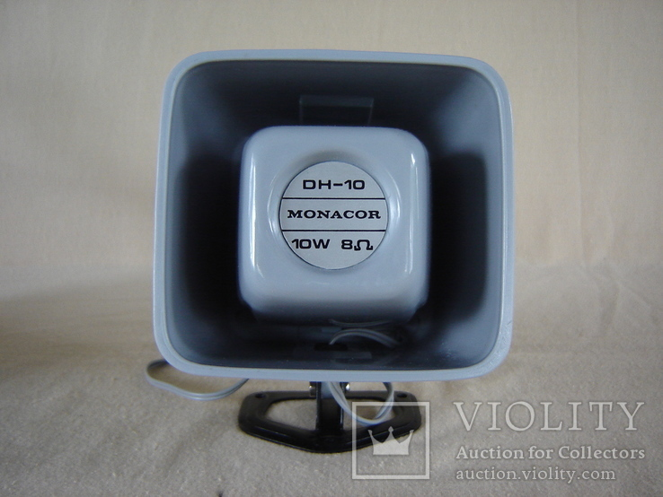 Колонка звуковая Monacor dh-10, фото №9