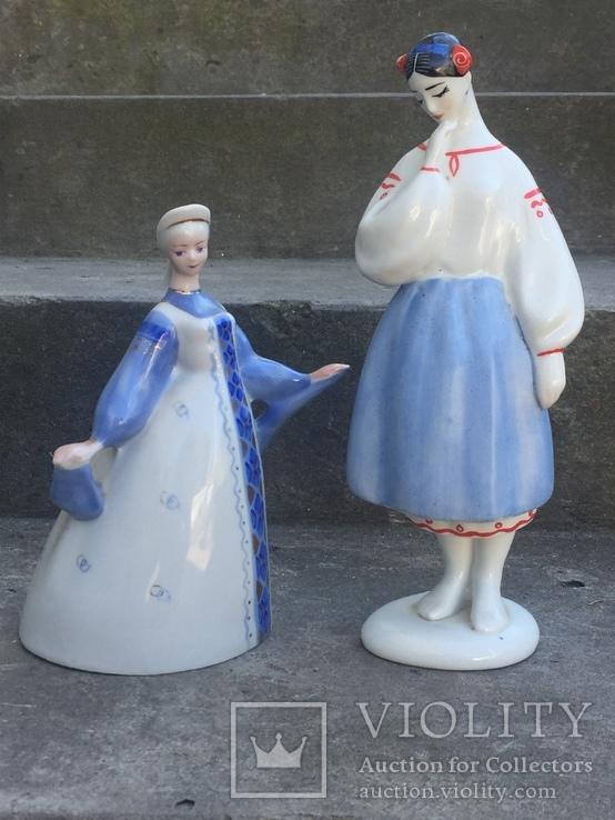 Статуетки Дівчата