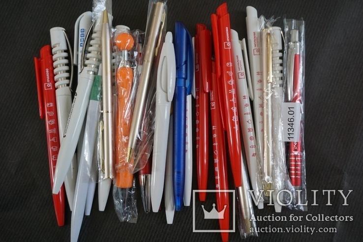 Новые шариковые ручки 25 шт., фото №2