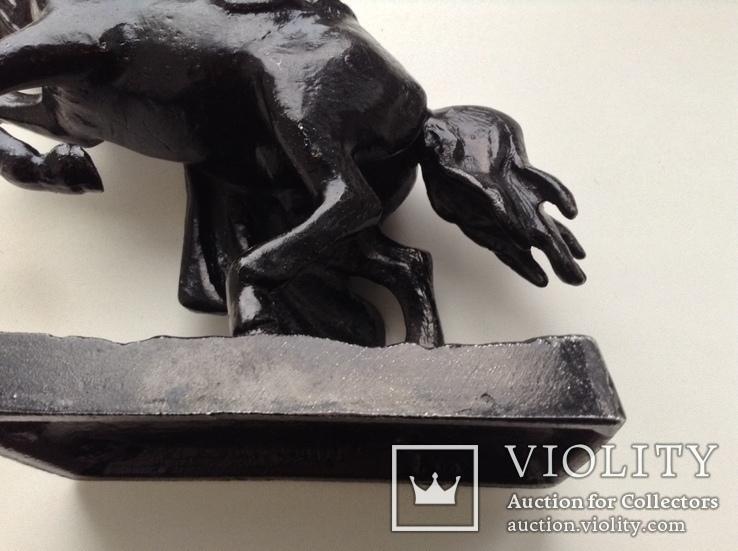 Скульптура Конь с попоной., фото №12