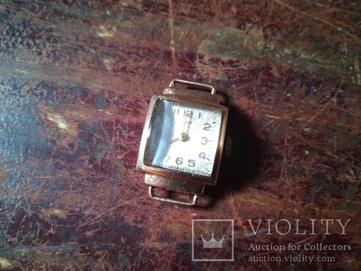Годинник Заря СРСР, жіночий, фото №3
