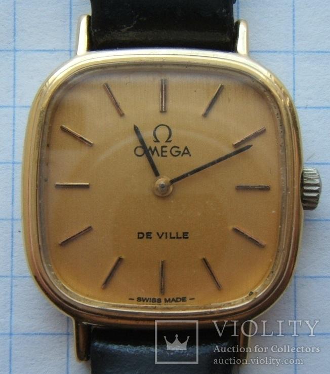 Часы OMEGA de Ville 750 пр., фото №8