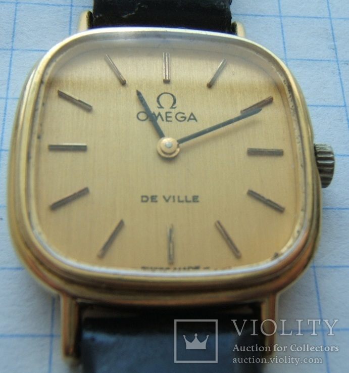 Часы OMEGA de Ville 750 пр., фото №9