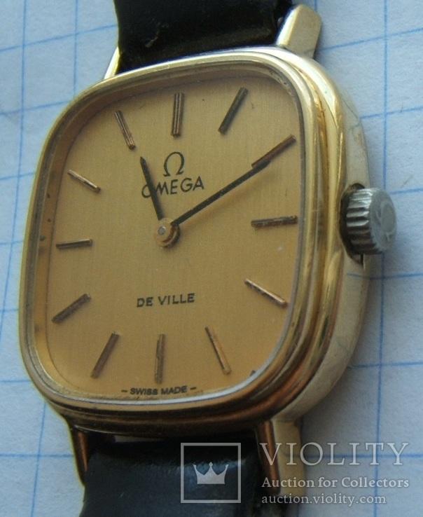 Часы OMEGA de Ville 750 пр., фото №11