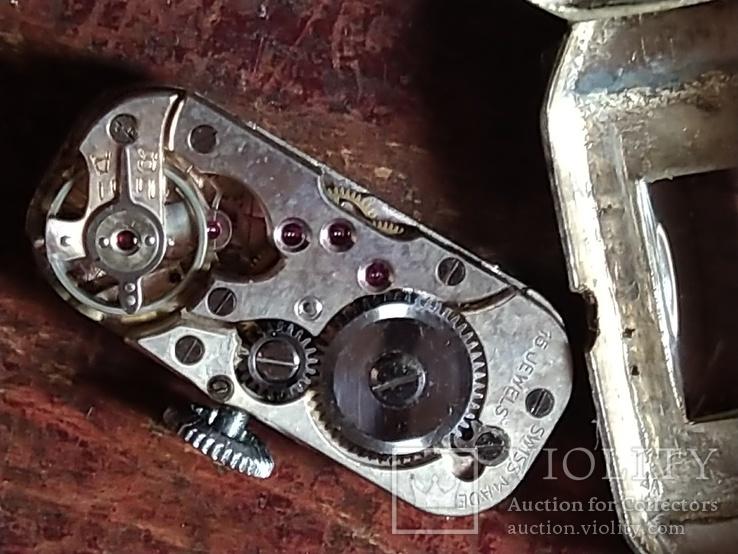 Швейцарський наручний годинник, HELVETIC, фото №7