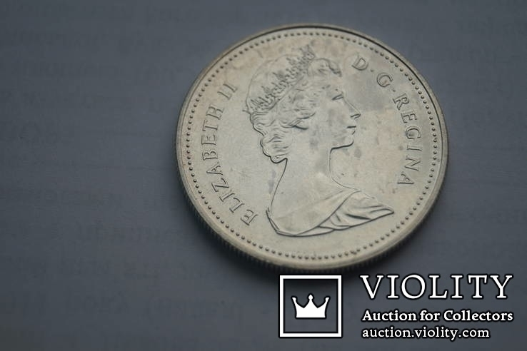1 долар 1981 р. Канада., фото №4