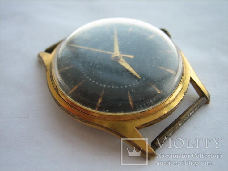 Часы Ракета старая позолота |AU|
