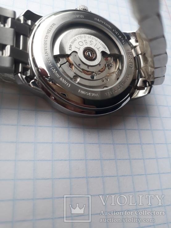 Часы механические TlSSOT АUTOMATIC Ref.T065.430.11.051.00, фото №6