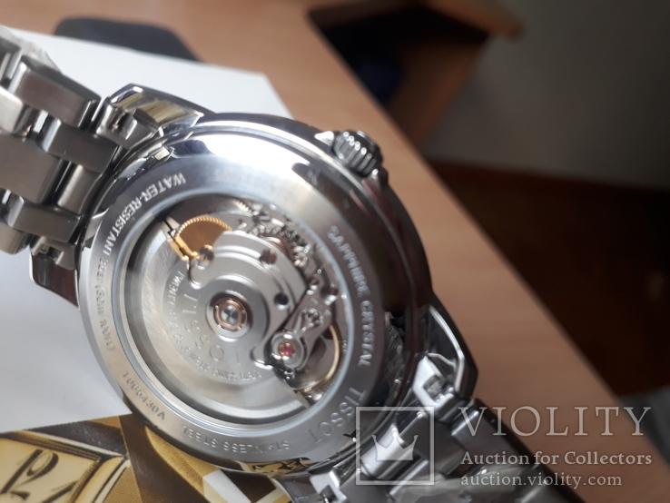 Часы механические TlSSOT АUTOMATIC Ref.T065.430.11.051.00, фото №10