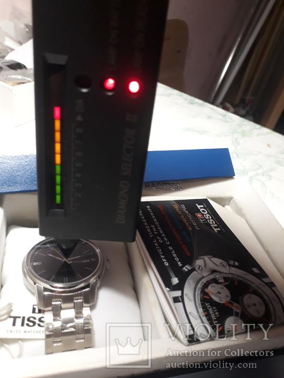 Часы механические TlSSOT АUTOMATIC Ref.T065.430.11.051.00, фото №11