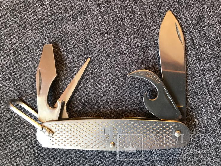 Складной нож Camillus 1993. CША., фото №3