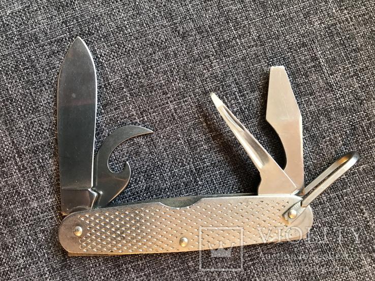 Складной нож Camillus 1993. CША., фото №4