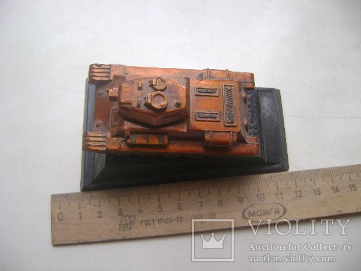 Сувенир танк, фото №3