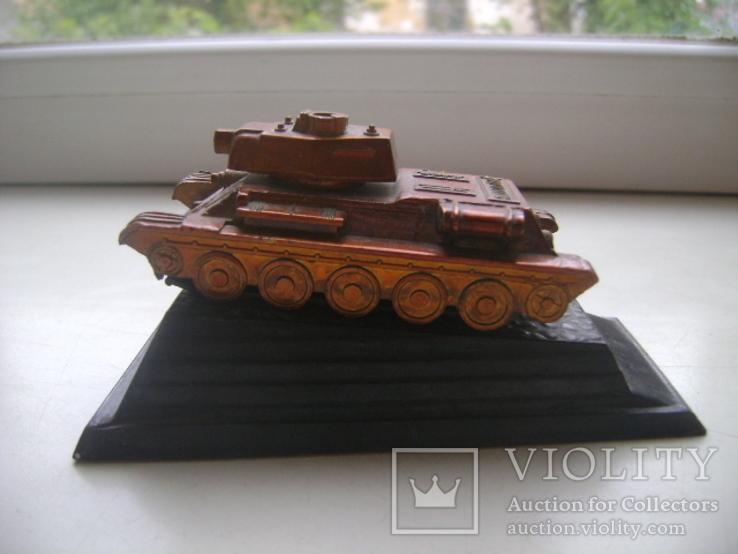Сувенир танк, фото №4