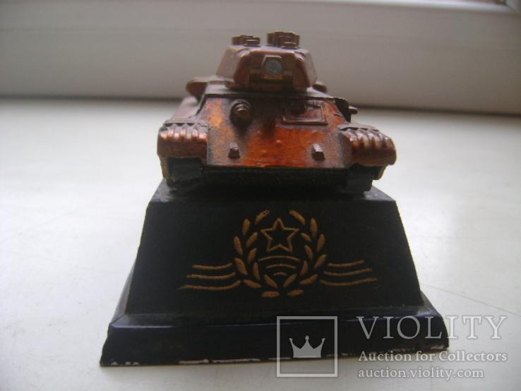 Сувенир танк, фото №2
