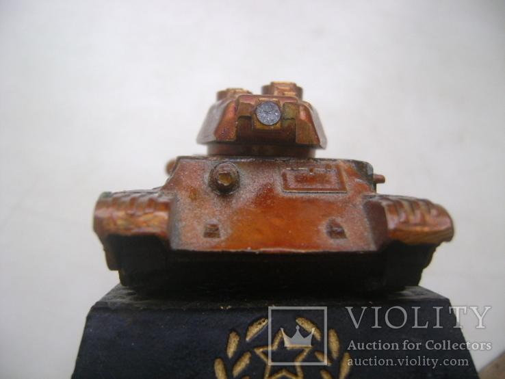 Сувенир танк, фото №7