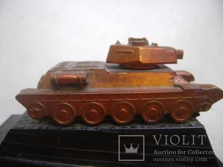 Сувенир танк, фото №8