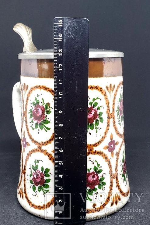 Коллекционая пивная кружка,  BMF, Германия, фото №4