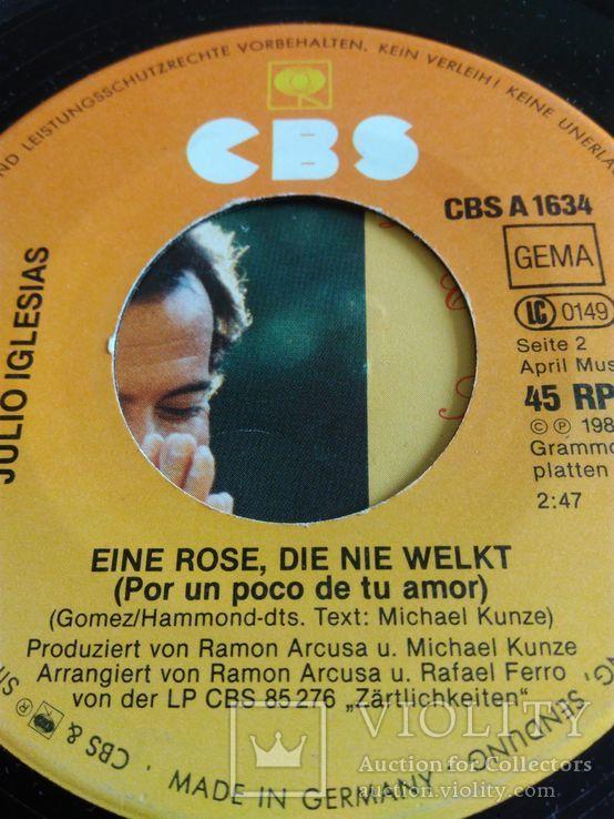 Пластинка виниловая Julio Iglesias, фото №7
