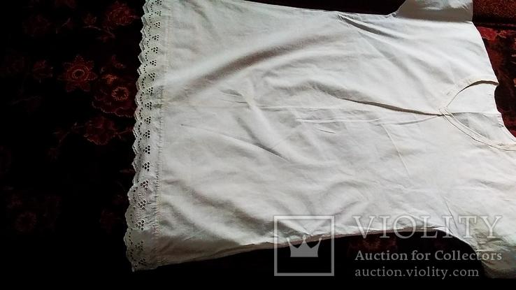 Старинная сорочка, фото №3